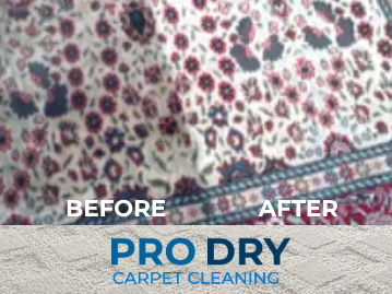 Rug Cleaning Sydney Before After